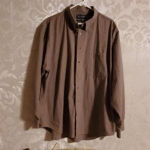 Roundtree  & Yorke Mens Button up Shirt